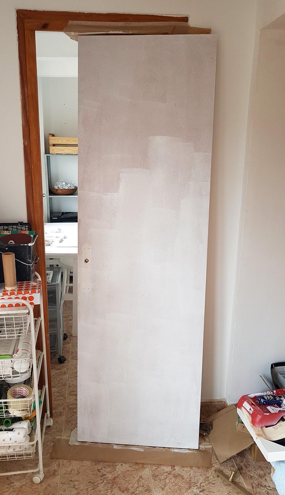 Antes Y Despu S De Nuestras Puertas Y Ventanas Alquimia Deco ~ Pintar Puertas En Blanco Sin Lijar
