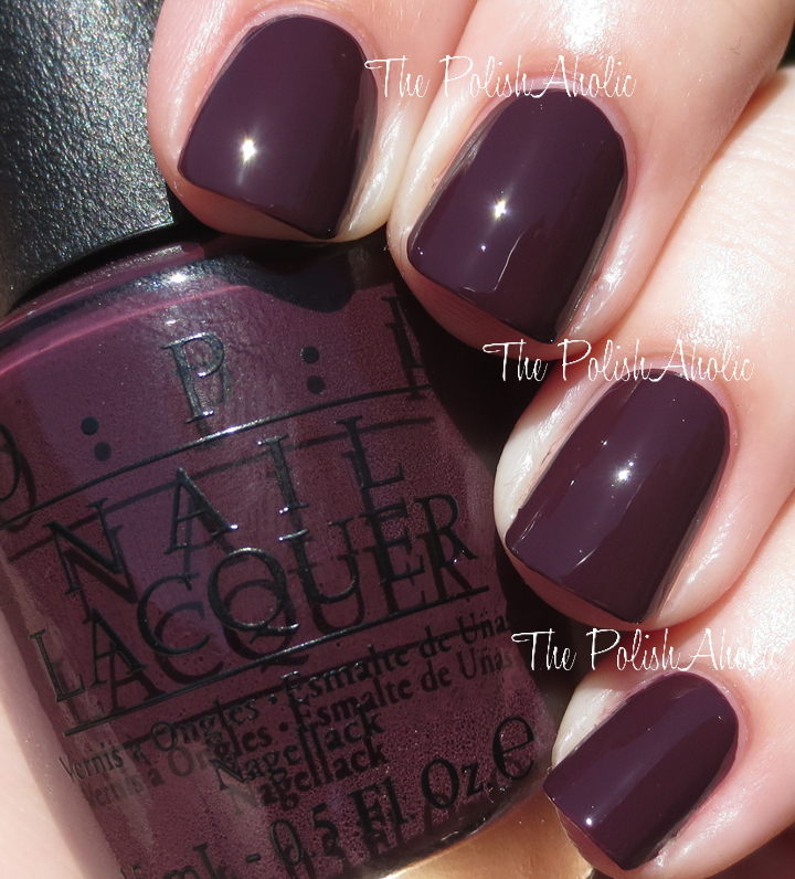 the polishaholic opi holiday 2014 gwen stefani collection swatches