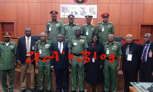 Buratai inaugurates 8-man panel to probe Danjuma's allegation