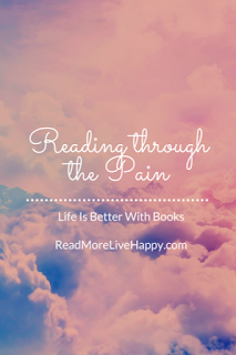 How reading can help with the loss of a loved one.