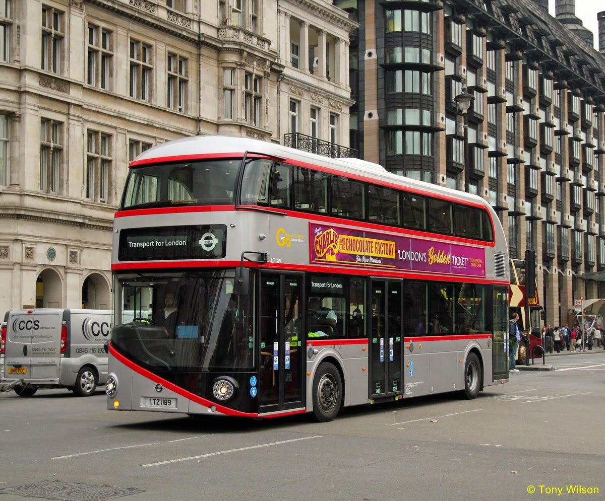 London Bus Route 340 |London Transit Buses