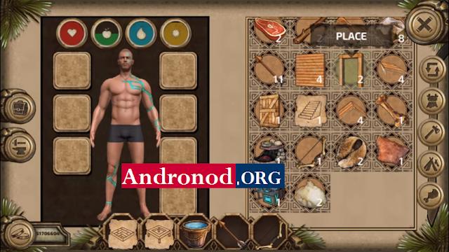 Survival Island Evolve Apk Terbaru+Mod Money