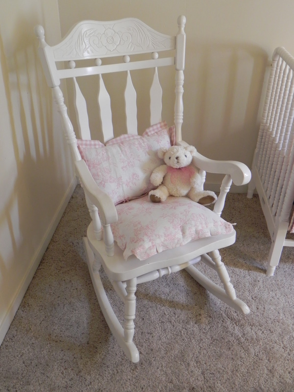 Little Girl Rocking Chair Kitchen Stool With Steps A Day In The Life Of Wood 39s Snapshot 528 Before And After