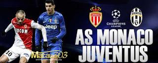 Prediksi Judi Bola AS Monaco vs Juventus 4 Mei 2017