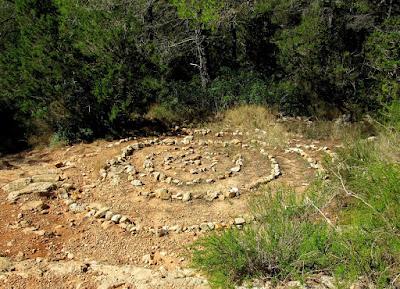Lugares sagrados de Ibiza. Cueva de la diosa Tanit