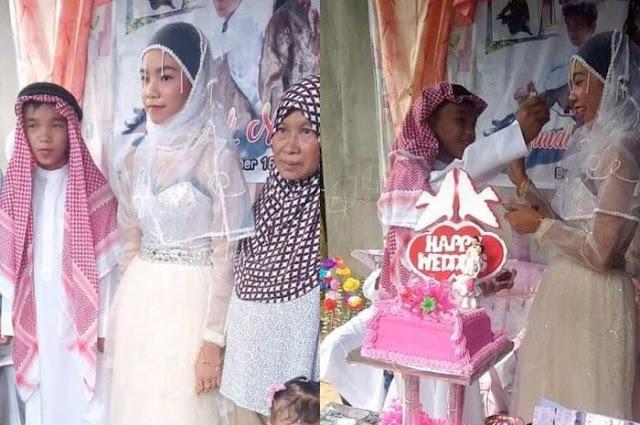 Viral! Pernikahan Anak 9 Tahun dan Gadis 14 Tahun, Padahal ini Dampak Buruknya Menikah Dini