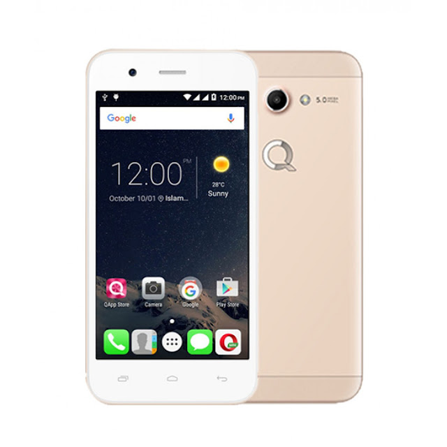 Download QMobile i2 Pro Factory Stock Rom/Firmware