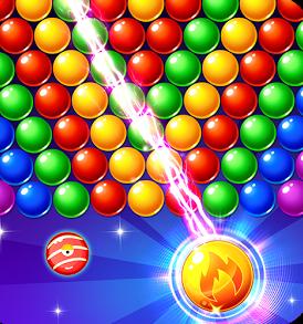 تحميل لعبة قاذف الكرات Bubble Shooter للموبيل اندرويد وايفون