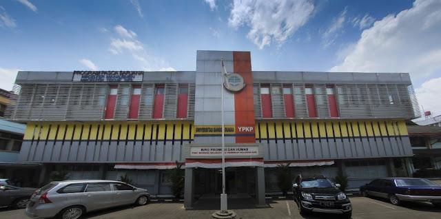 Ekstensi D3 Ke S1 Universitas Sangga Buana Tahun 2018