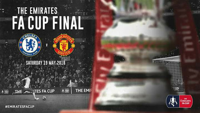 Live Streaming Manchester United vs Chelsea Final FA Cup 2018