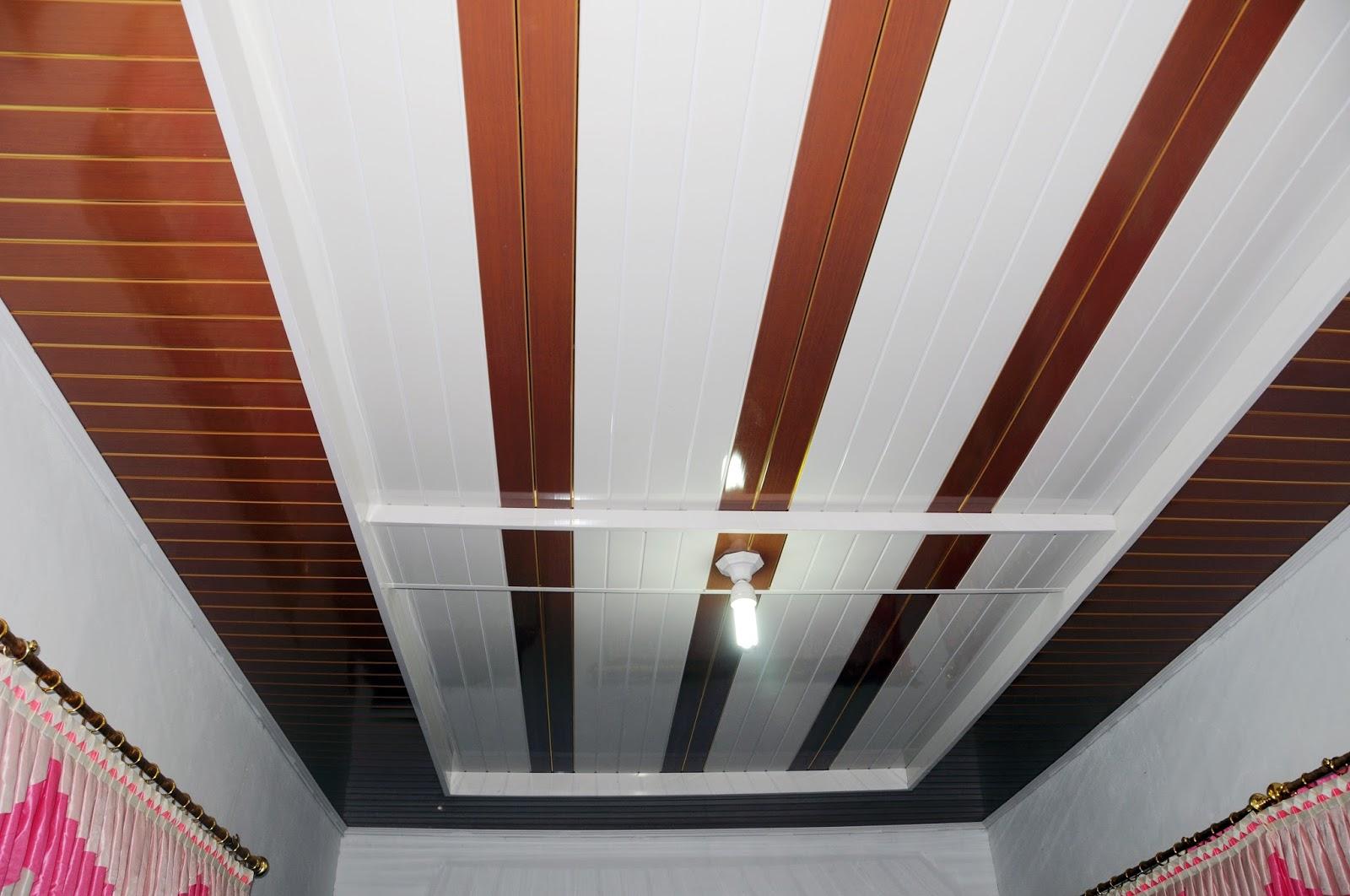 Desain Plafon Pvc  Terbaru Desain  Rumah Minimalis Terbaru