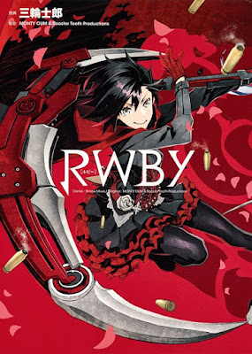 RWBY de Shirow Miwa