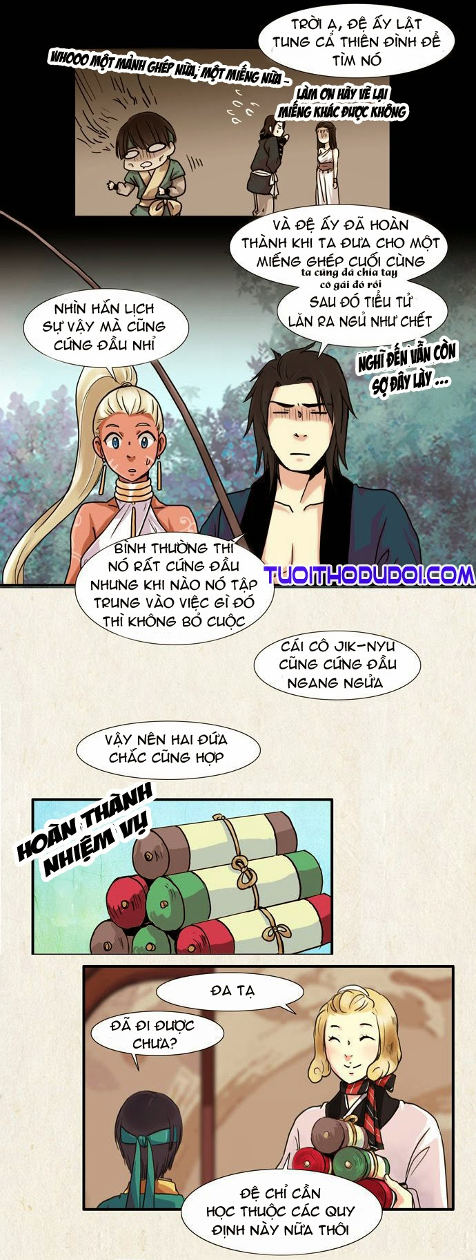 Ngưu Lang - Chức Nữ