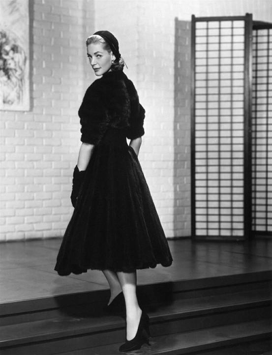 El Glamour de Lauren Bacall