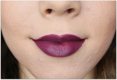 "Wet n Wild Lipstick in ""Ravin Raisin"""