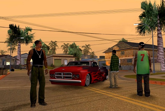 Grand Theft Auto: San Andreas PC Game