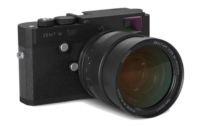 La Zenit-M Full-Frame prodotta da Leica è finalmente disponibile per l'acquisto