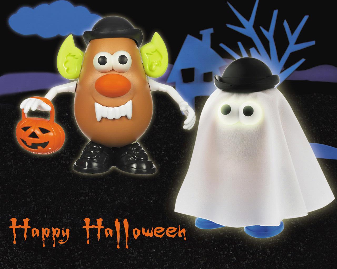 Cartoon Halloween Wallpaper 2012 So Funny Wallpaper For