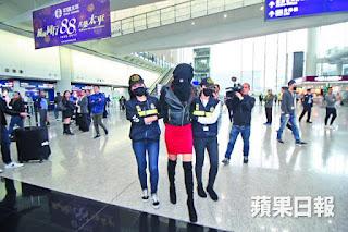 Στο Ανώτερο Δικαστήριο η 20χρονη Ειρήνη από την Μυτιλήνη που συνελήφθη με κοκαΐνη στο Χονγκ Κονγκ – Θα παραμείνει για μήνες στη φυλακή