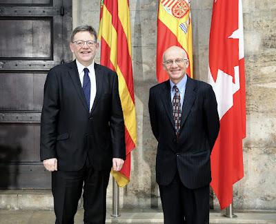 Anunciada una misión comercial a Canadá para impulsar la presencia de las empresas valencianas en este país y abrir nuevos mercados