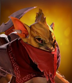 Bounty Hunter Guia DotA 2