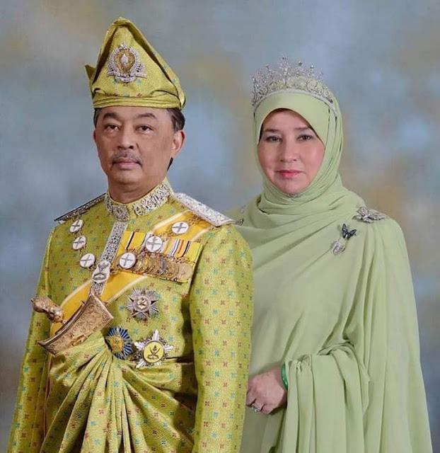 Sultan Pahang keenam
