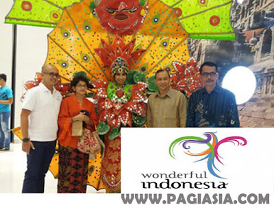 Kemenpar Mempromosikan Wisata Indonesia Melalui Festival Wonderful Indonesia di Vietnam