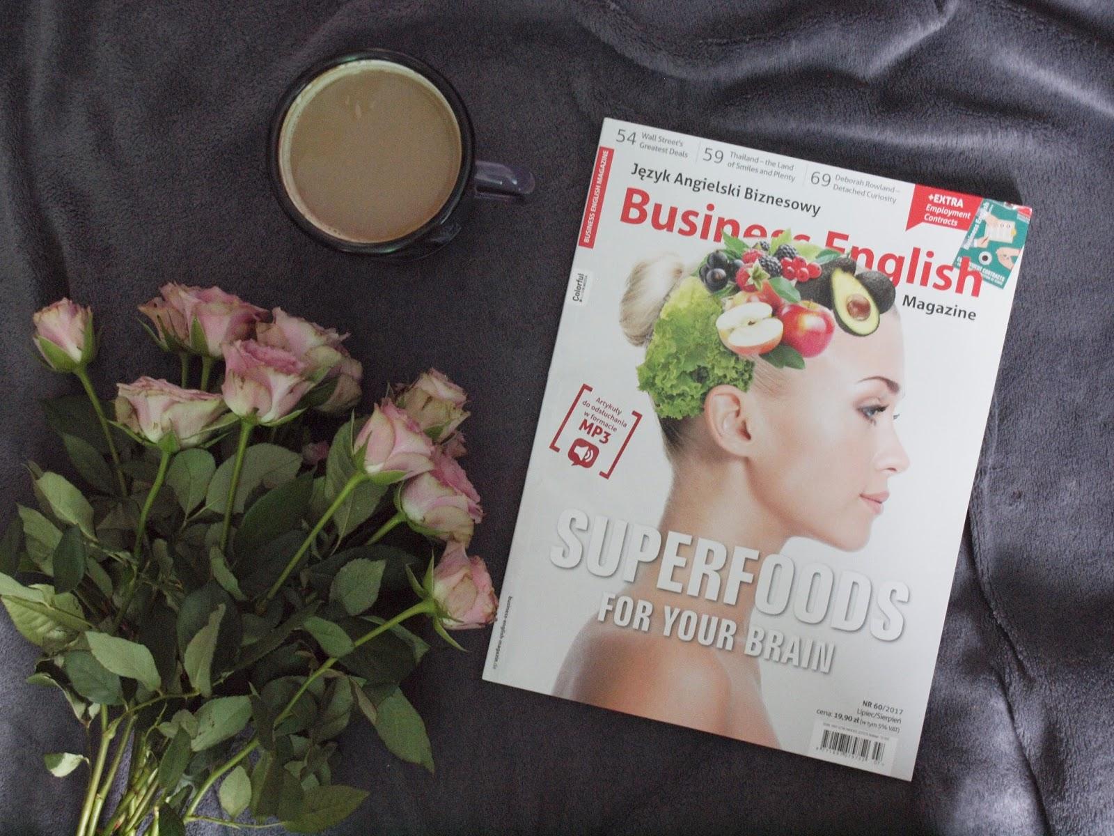Business English Magazine nr 60/2017