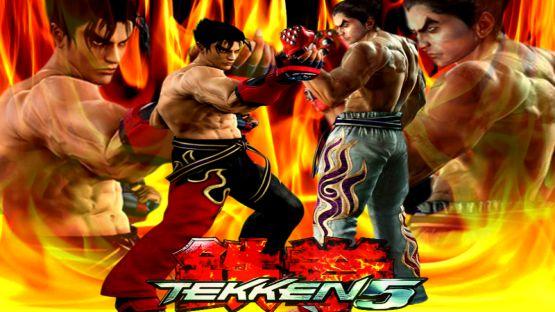 Tekken 5 screenshot 4