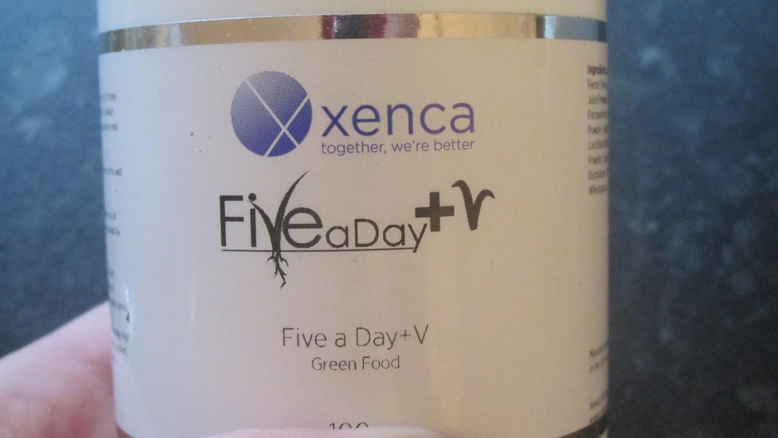 Xenca Five a Day