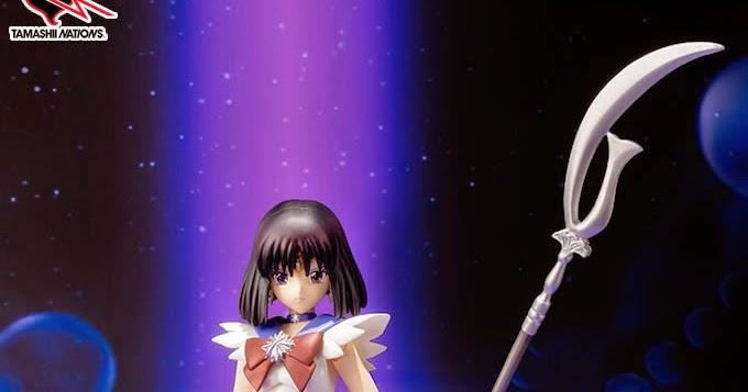 Firestarter's Blog: First Look At S.H. Figuarts Sailor Saturn