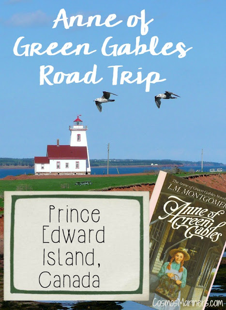 Anne of Green Gables Road Trip, Prince Edward Island, Canada | CosmosMariners.com