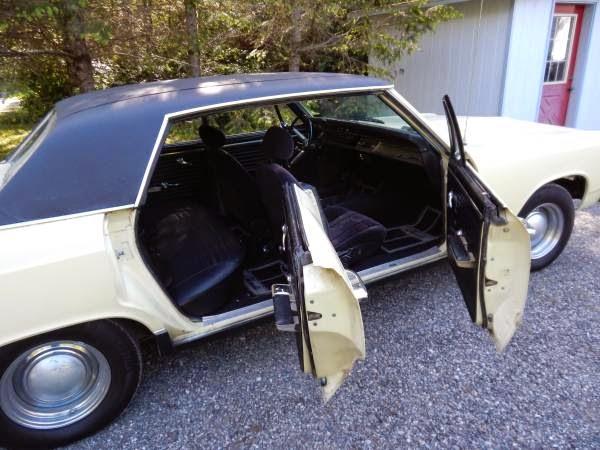 1967 Chevrolet Malibu Hardtop For Sale Buy American