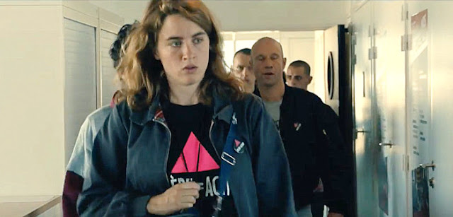 Adèle Haenel en lesbienne militante chez Act Up dans 120 Battements par minutes, de Robin Campillo