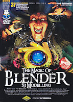 Judul Buku : The Magic of Blender 3D Modelling Disertai Video Tutorial DVD