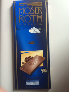 Moser Roth Milk Chocolate Review