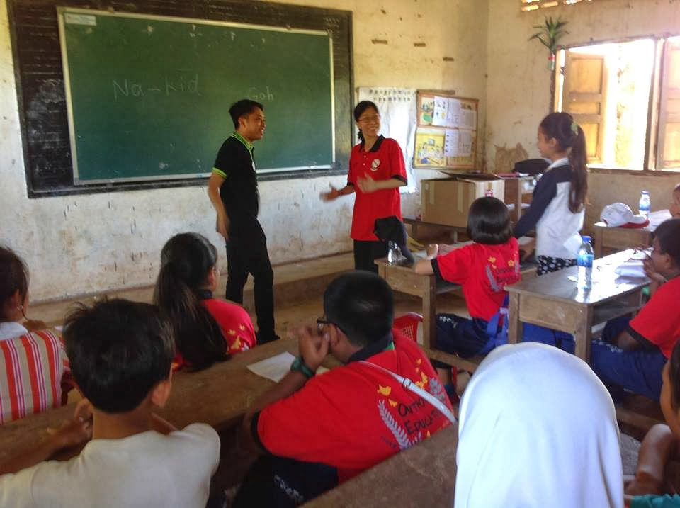English Sbu Cambodia English Project An Outreach Programme To