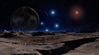 ay tozu yıldız tozu