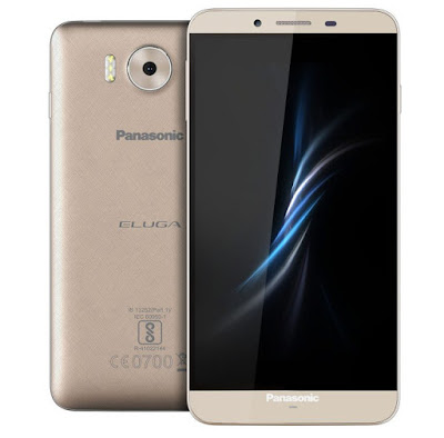 Panasonic Eluga Note Specifications, Features and Price.