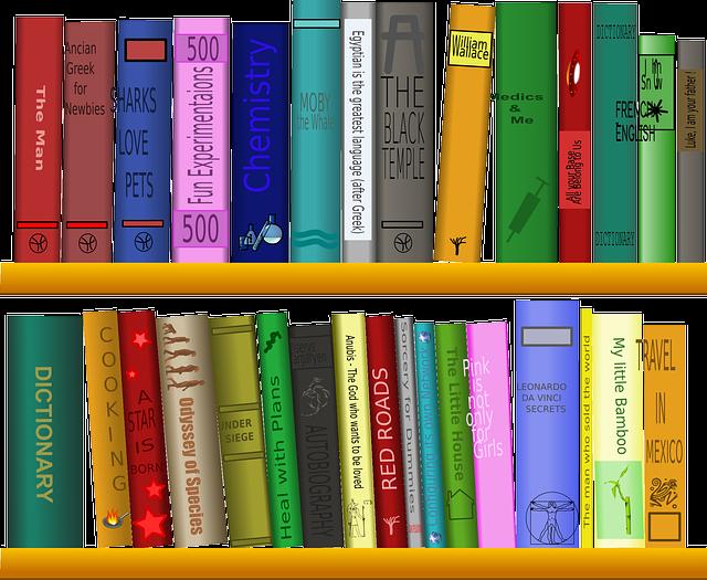 4 Tips Menata dan Merawat Koleksi Buku