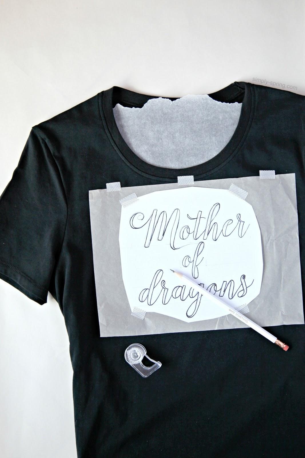Préférence HOW TO: personalizzare una T-shirt con i pennarelli per tessuto  II86