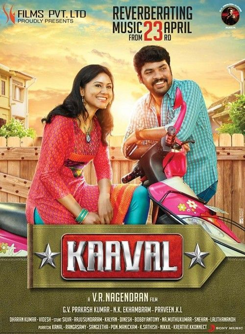 Once Upon Time In Chennai (Kaaval) 2020 Hindi Dubbed 720p HDRip 800MB