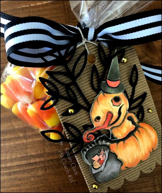 #halloween #halloweentag #pumpkin #coloring #fsj #liquidcolor #funstampersjourney