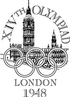 London 1948 Olympic Logo