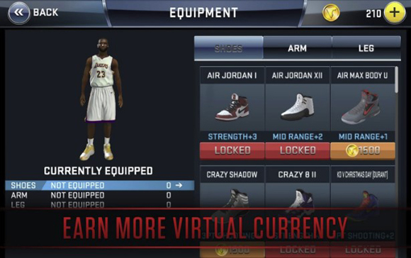 NBA 2K18 Mod Apk for Android