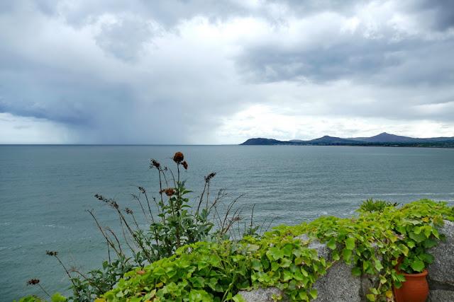 Irland, Küste, Bucketlist, Grün, Wetter, Regen, Meer