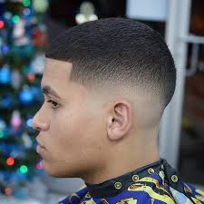 DROP FADE HAIRCUT FOR MEN IN KORIGAMI BARBER HANOI