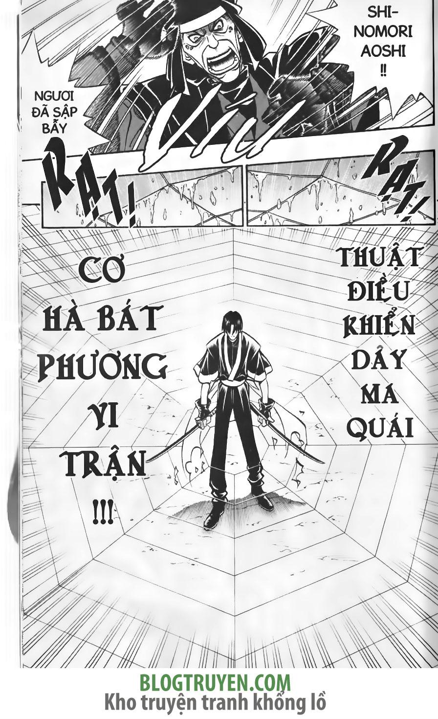 Rurouni Kenshin chap 217 trang 11