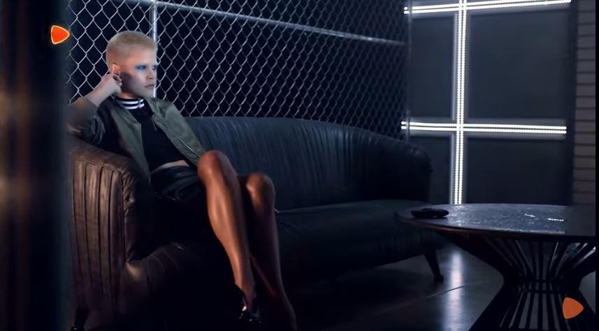 Modella Zalando pubblicità con A$AP Rocky Primavera-estate 2017 con Foto - Testimonial Spot Pubblicitario 2017