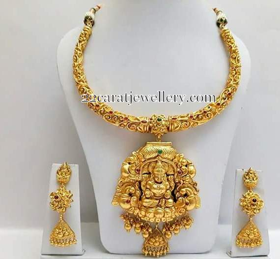 Laxmi Necklace 8000 Rupees